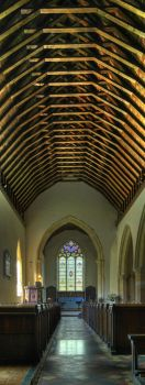 Church Panorama by thepm34