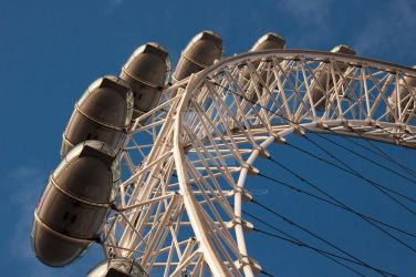 London Eye 3 by pspeters