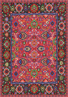 Turkish Carpet 7 by Siobhan68