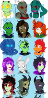 Headshot Gifts Part 1 by ProjectHalfbreed
