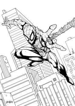 SPIDEY BY zUPANO by Zupano