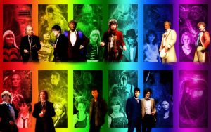 Doctor Who Wallpaper 2 by DoctorRy