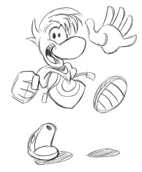 Request: Rayman by Chauvels