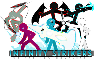 Infinity Strikers - Banner 2 by Camshep