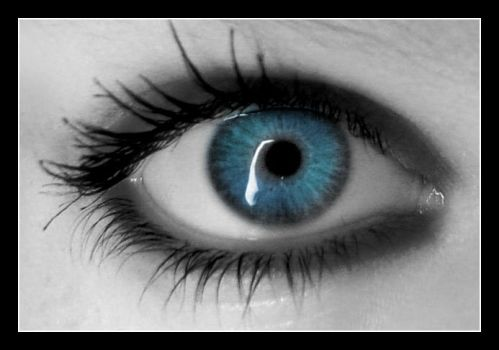 there's sthg about ur eyes... by andytta