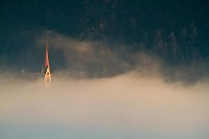 Through the fog by jorago