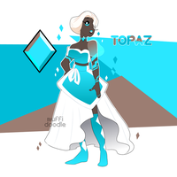 Auction Adopt| Topaz (Closed) by muffidoodle