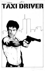 TAXI DRIVER INKS by thisismyboomstick