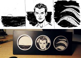 Namor Triptych by mysteryming