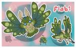 Original Species: Flabi by AltairSky