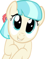 Cute Coco Pommel by IronM17