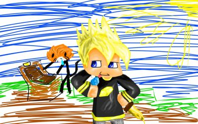 GoldSolace by OmegaNigma