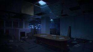 Office Abandoned by Vui-Huynh