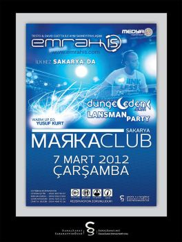 Emrah IS Poster by SanalSanat