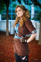 Steampunk Becky 1 by OscarC-Photography