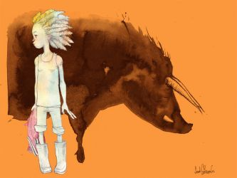 Beasts Of The Southern Wild by sadidas