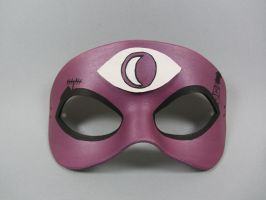 Welcome to Night Vale inspired mask by maskedzone
