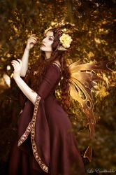 Autumn Queen II by la-esmeralda