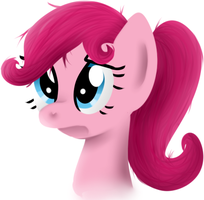 Pinkie Pie Painting by TheShadowArtist100