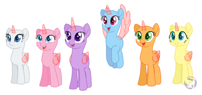 MLP Movie base (1) - This Is Special For Us! by DarlienJenter16