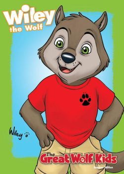 wiley the wolf :request: by dinosaursaremyhero