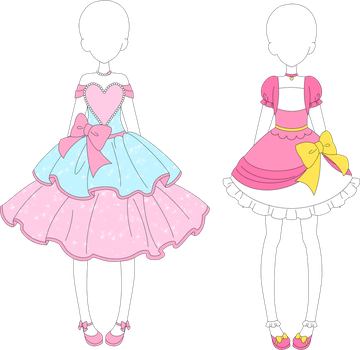 Fairy Kei: Party Collection by VanillaChama
