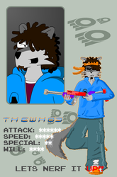 Pixel ID lol by thewho3