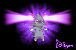 Espurr Got Scared