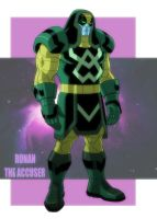 HAS: RONAN THE ACCUSER by Jerome-K-Moore