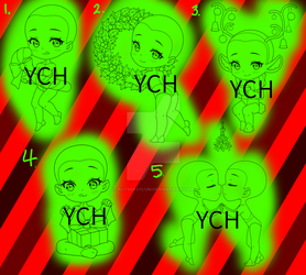 $3.00 YCH (3 experimental slots for now) by alyssasylum