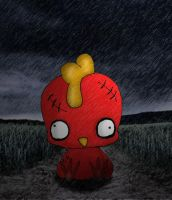 Chickling 2 by Little-Horrorz