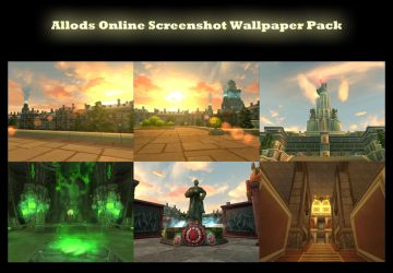 Allods Online Wallpaper Pack by JikaruTakhira