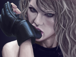 Taylor Swift from Bad Blood by equillybrium