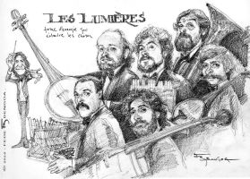 Les Luthiers by FedeBengoa