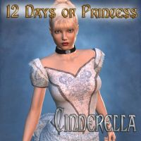 12 Days of Princess - Cinderella by mylochka