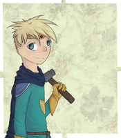 Butters by saeshells