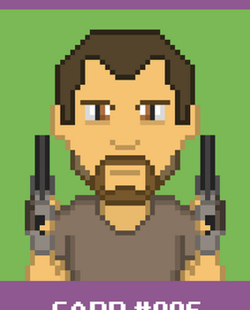 Pixelgate - People of Gamergate 06: Adam Baldwin by CaptainToog