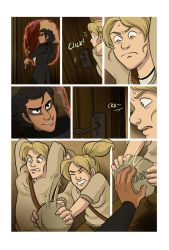 Mias and Elle Chapter4 pg13 by StressedJenny