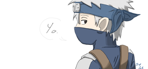 fb Graffiti - 8 - Lil' Kakashi by Tarka-r