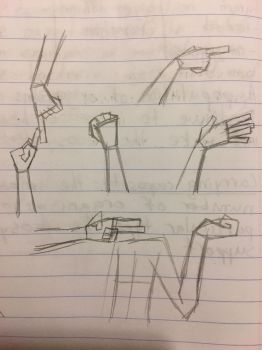 hand practice by Box-Of-Roses