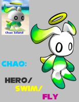 Finished Chao No. 6 by V1ciouzMizzAzn