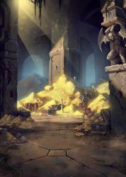 Tomb of the Forgotten King - Book Cover by SkavenZverov
