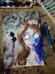 corpse bride by ElenaChiyan