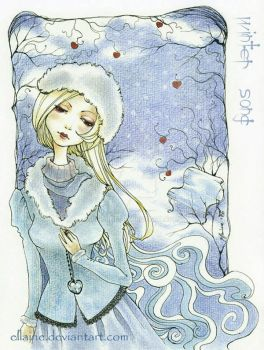 +Winter Song+ by ellaine