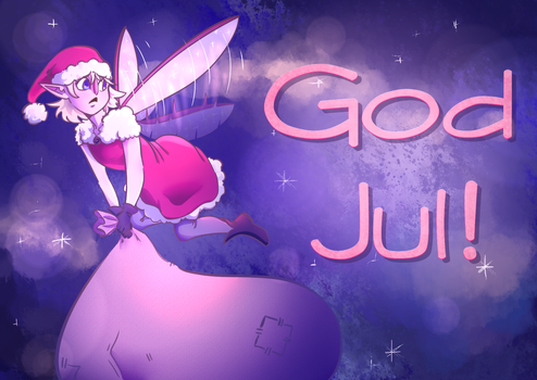 God Jul! by AikoIwahara
