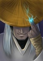 Raiden by Captain-Kim