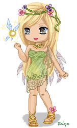 Fairy by lyxven