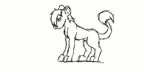 ..::Lion Lineart::.. by xChesirex