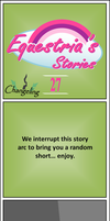 Equestria's Stories - 27 (Changeling) by Zacatron94