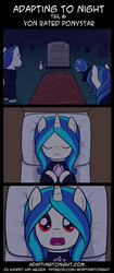 Adapting To Night: Prolog 6 (New German Trans) by Rated-R-PonyStar